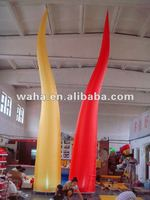 2012 christmas decoration with inflatable cone