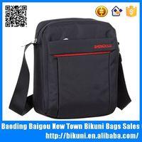 High quality Wholesales fashion men nylon small business book messenger bag