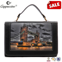 2015-2016 new collection ladies china professional customized canvas bags digital printing