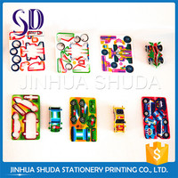 Professional Manufacture Cheap Environmental Cheap Promotional Puzzle Jigsaw