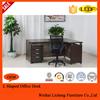 melamine office furniture top China desk