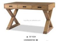 Canada popular design wooden computer desk / teacher table / new writing desk