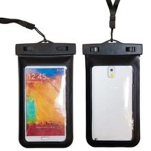 IPX8 Certified to 100 Feet Universal Waterproof Pouch Case Waterproof Bag for Phone