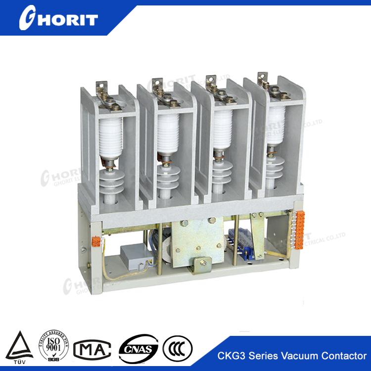 Medium voltage motor starter CKG3 7.2kv AC Vacuum Contactor View AC Vacuum Contactor