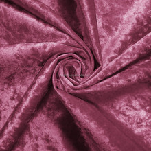 Diamond velvet fabric knitting purple velvet upholstery fabric
