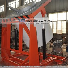 High quality electric furnace crucible for melting aluminum