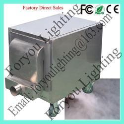 6000w super quality classical classical dry ice fog machine manufacturers