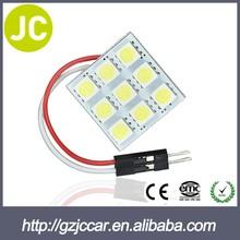 Sale wholesale 12v car accessories ba9s cob dome light ledcob drl light
