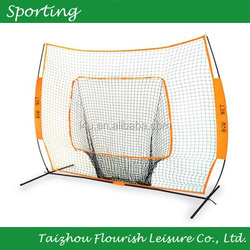 Extra Large Sports Backstop Net for Baseball, Soccer, Tennis, Football, Golf * for Hitting, Goals, Practice