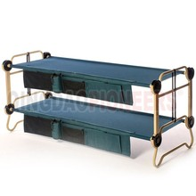 Camping cot with2 Organizers