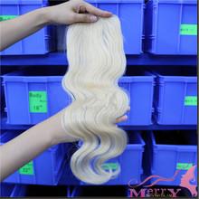 body wave cheap human hair lace closure remy hair color 613 cheap lace closure