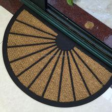 natural coir rubber coco fiber mat with bsci, oeko-tex, disney, walmart, home depot audit