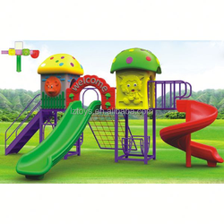 big outdoor playground, LZ-H1776 outside playground equipment for kids