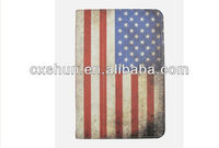 Printed british flag pattern mini case with two folded of Hot products for 2013