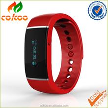 Bluetooth smart bracelet,bluetooth smart wristband,smart mi band with pedometer function smart watch