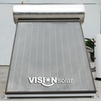 Bestseller long working life pressurized flat-plate solar water heater