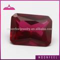 precio de rectanglecut ruby piedras preciosas