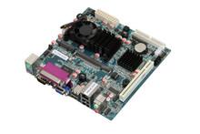 Thin Fan RAM DDR2 Mini-ITX Motherboard Based on ATOM N2700/N2800 1.6G