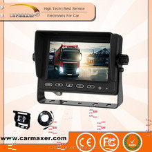 5 inch bus/trailer/truck car monitor bus payment system