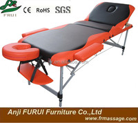 tattoo/spa/salon padded high-quality massage table bed seat facial bed shampoo bed
