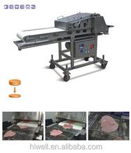 Automatic Fresh Chicken/ Beef Steak Flattening Machine