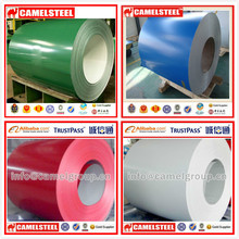0.3mm Thickness PPGI Prepainted Galvanized Steel Coil for Roofing Sheet