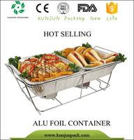 Wholesale Microwave Oven Discount Cheap Aluminum Foil Disposable Food Container