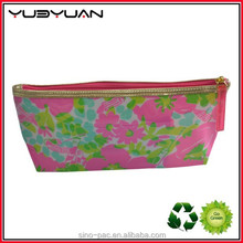2015 Best selling cheap multifunction fancy mobile pouches for girls waterproof make up pouch