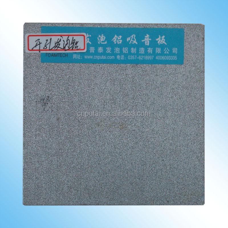 Foam Aluminum Panels Aluminum Foam Soundproof