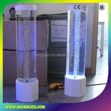 Round acrylic aquarium fish tank imported