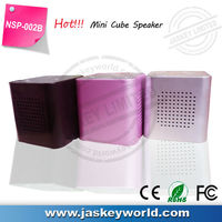 Hot sell Portable mini speaker music perfume angel speaker