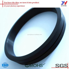 OEM ODM customized fine best sale silicone rubber gasket for bottle/material rubber gasket