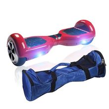 6.5 inch 2 wheels Smart Self Balancing Scooter with bluetooth, remote control, LED Light + A carry bag as a gift