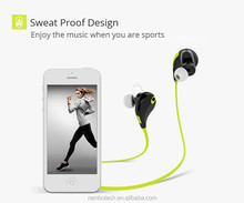 DS2 Bluetooth 4.0 Headphone Wireless For Sports And CSR Chipset Supports APT-x.-Sharon Yau