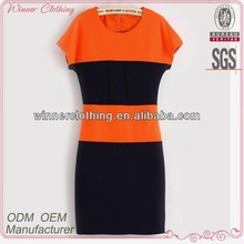 high fashion women's clothing garment apparel direct factory OEM/ODM manufacturing office wear designer formal dresses
