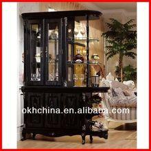 High Quality Glass Display Rack Furniture