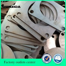 mass production black coating laser cut and bend steel plate