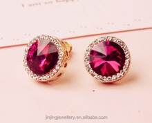 wholesale cross pendant bulk sale crystal Stud Earrings
