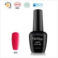 Brand nail soak off uv gel polish , OEM manufacture high quality nail polish