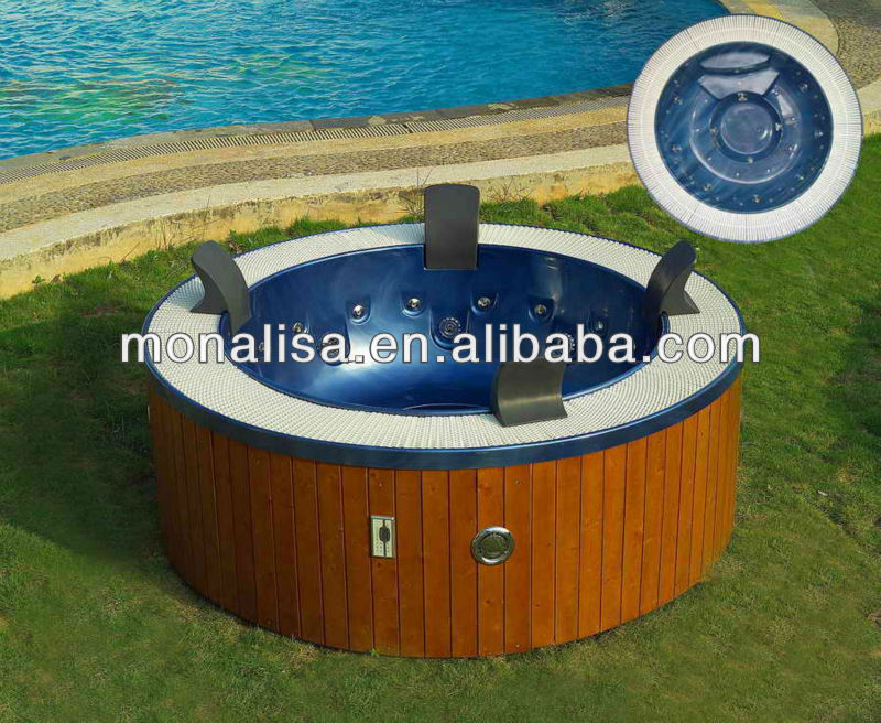 4 6 people round outdoor spa hot tubs price buy 4 people for 4 6 tub