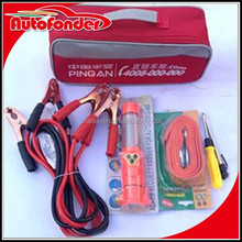 emergency kit for car/auto emergency kit/plastic case first aid kit