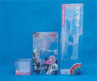 2015 Wholesale New design clear plastic PP pencil box/case for kids, kids pencil case