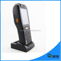 barcode scanner billing machine with thermal ticket printing and 3G/wifi/NFC(PDA3505)