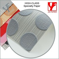 Beautiful and decorated raised paper with High quality
