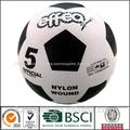 de goma pelota de fútbol