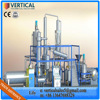 Mini Vegetable Oil Refinery Equipment Used Engine Oil Filtration Machine Recycle Used Engine Oil Plant