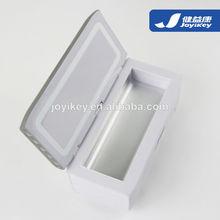 Joyikey portátil mini refrigerater la vacuna para el viaje de ca/dc/li- de la batería