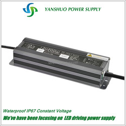 CE RoHS approved 12v 200w constant voltage triac dimmable led driver