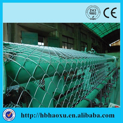 Automatic Chian Link Fence Machine China Supplier / Diamond Mesh Machine Made in China / Wire Fence Equipment
