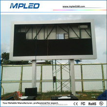 MPLED full color led screen xxx image for hd video display P10